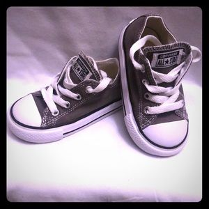 More Converse😍 Little boy or girl can wear these!